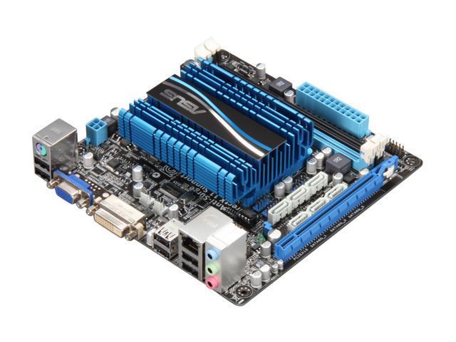ASUS E35M1-I Fusion AMD E-350 APU (1.6GHz, Dual-Core) AMD Hudson M1 Mini ITX Motherboard/CPU Combo