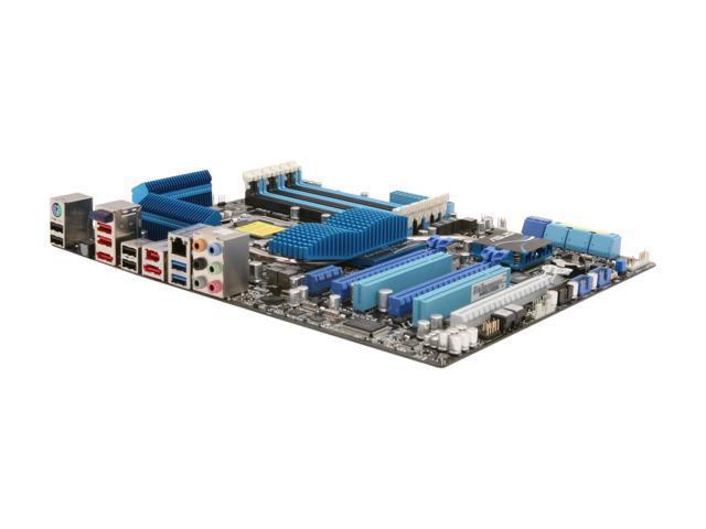ASUS P6X58-E PRO LGA 1366 Intel X58 SATA 6Gb/s USB 3.0 ATX Intel Motherboard