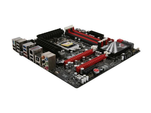 ASUS Maximus IV Gene-Z Micro ATX Intel Motherboard