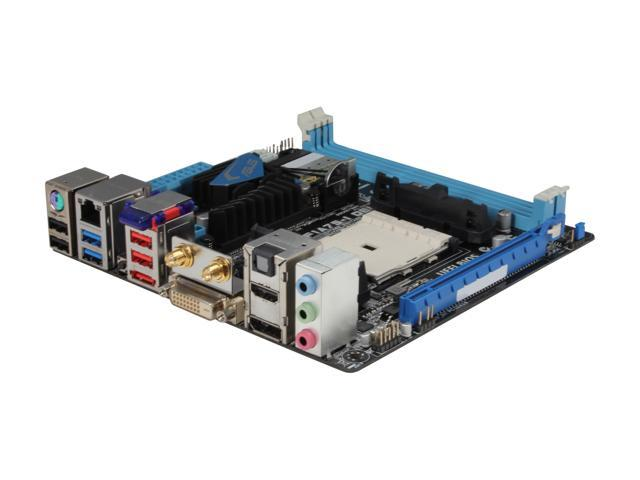 ASUS F1A75-I Deluxe Mini ITX AMD Motherboard