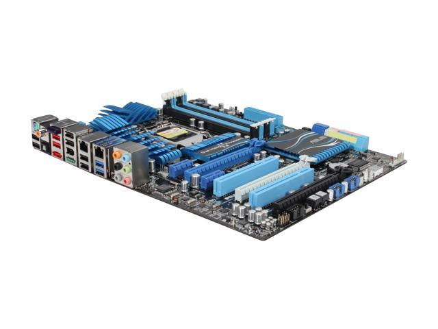 ASUS P8Z68 DELUXE/GEN3 ATX Intel Motherboard with UEFI BIOS