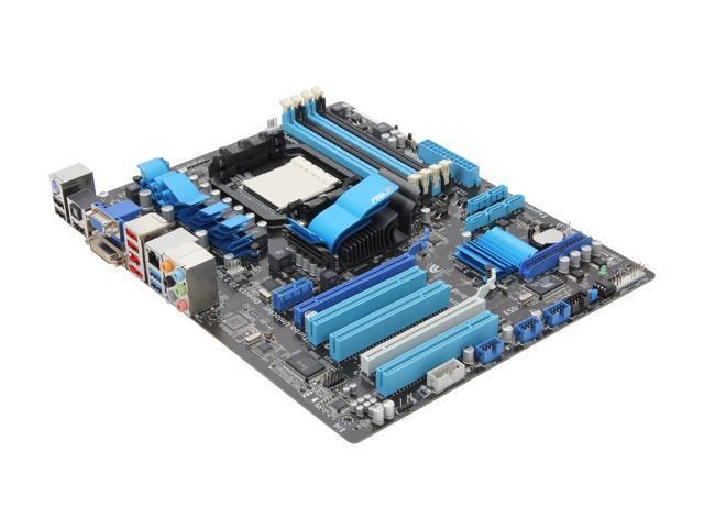 ASUS M4A88T-V EVO AM3 AMD 880G HDMI ATX AMD Motherboard