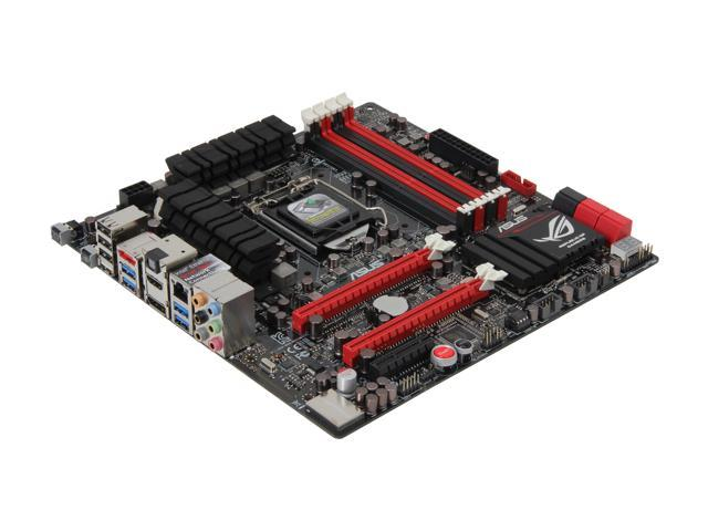 ASUS Maximus V Gene LGA 1155 Intel Z77 HDMI SATA 6Gb/s USB 3.0 Micro ATX Intel Motherboard