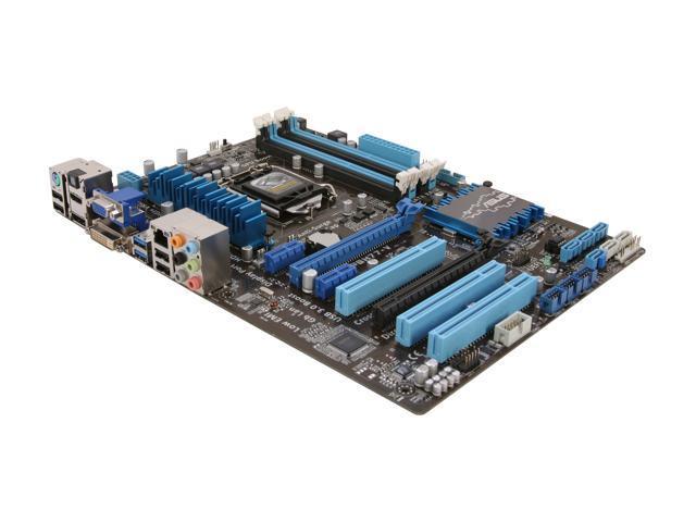 ASUS P8H77-V ATX Intel Motherboard