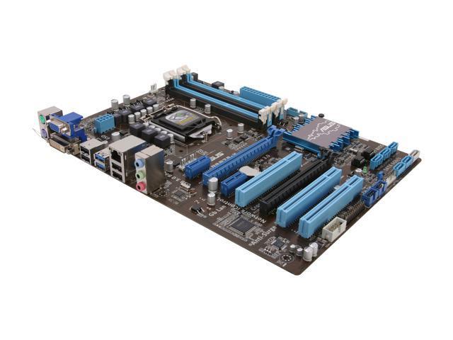 ASUS P8B75-V ATX Intel Motherboard