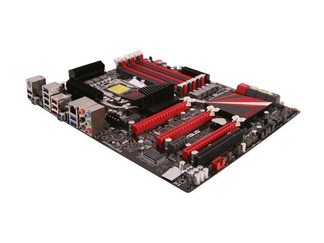 ASUS RAMPAGEIII-FORM-PB-R ATX Intel Motherboard