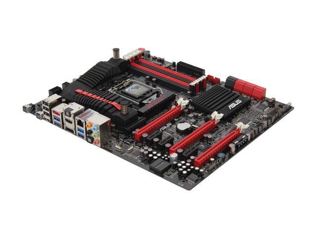 ASUS Maximus V FORMULA Extended ATX Intel Motherboard