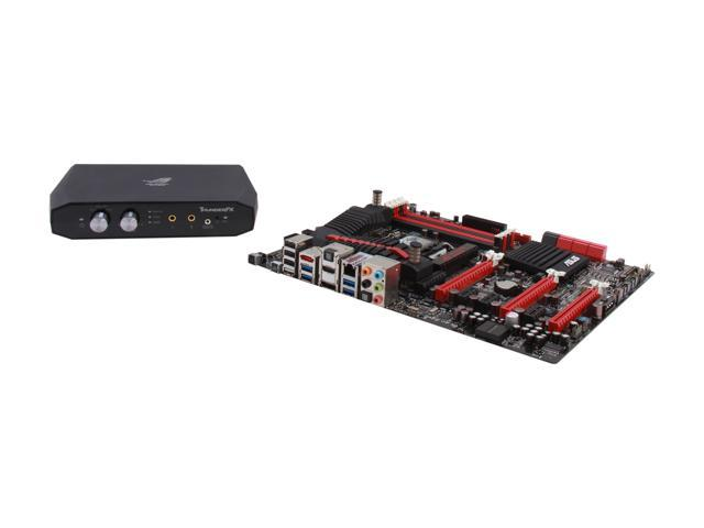 ASUS Maximus V FORMULA/THUNDERFX LGA 1155 Intel Z77 HDMI SATA 6Gb/s USB 3.0 Extended ATX Intel Motherboard