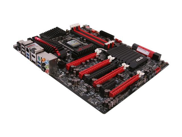 ASUS Maximus V EXTREME Extended ATX Intel Motherboard