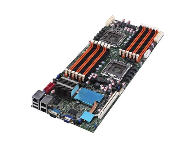 Asus Z8NH-D12 Server Motherboard - Intel 5500 Chipset - Socket B LGA-1366