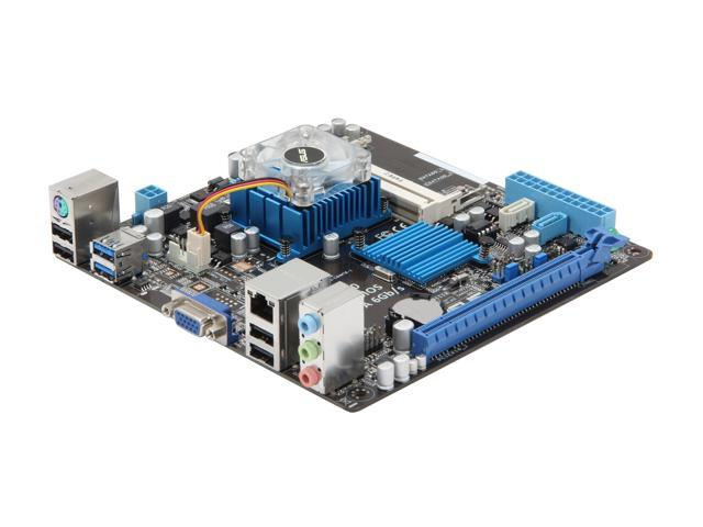 ASUS C8HM70-I Intel Celeron847 1.1GHz Motherboard/CPU Combo