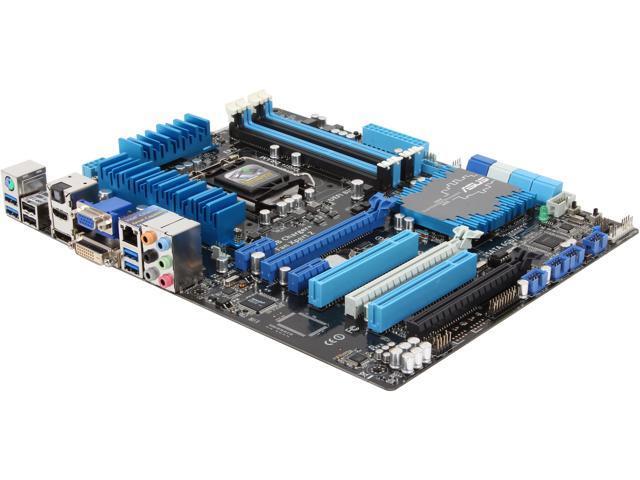 ASUS P8Z77-V ATX Intel Motherboard