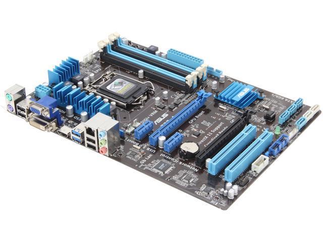 ASUS Z77-A LGA 1155 Intel Z77 HDMI SATA 6Gb/s USB 3.0 ATX ...