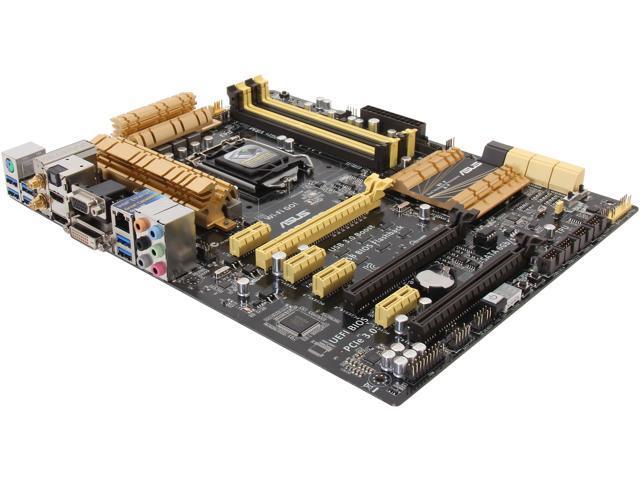 ASUS Z87-PRO LGA 1150 Intel Z87 HDMI SATA 6Gb/s USB 3.0 ATX Intel Motherboard