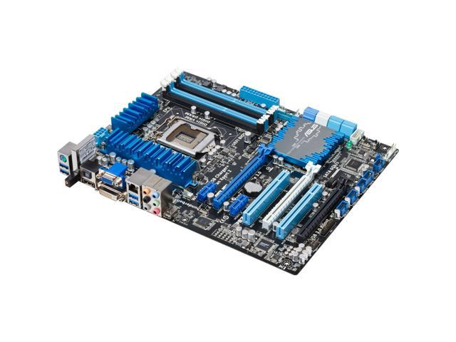 Asus P8Z77-V PRO/THUNDERBOLT Desktop Motherboard - Intel Z77 Express Chipset - Socket H2 LGA-1155