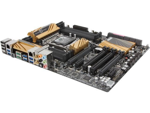 ASUS X79 DELUXE ATX Intel Motherboard