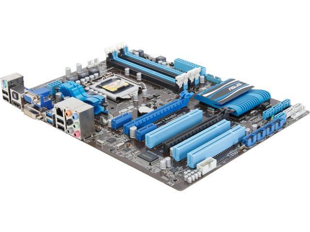ASUS P8Z68-V LE LGA 1155 Intel Z68 HDMI SATA 6Gb/s USB 3.0 ATX Intel Motherboard with UEFI BIOS