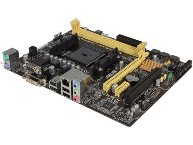 ASUS A55BM-E Micro ATX AMD Motherboard