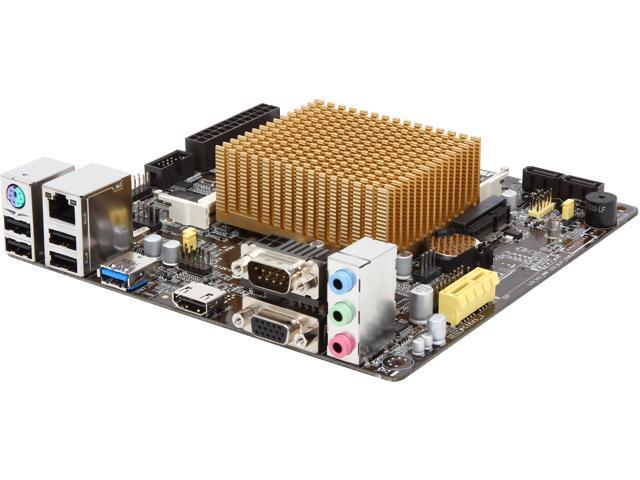 ASUS J1800I-C Intel Celeron Dual-Core J1800 Mini ITX Motherboard/CPU/VGA Combo