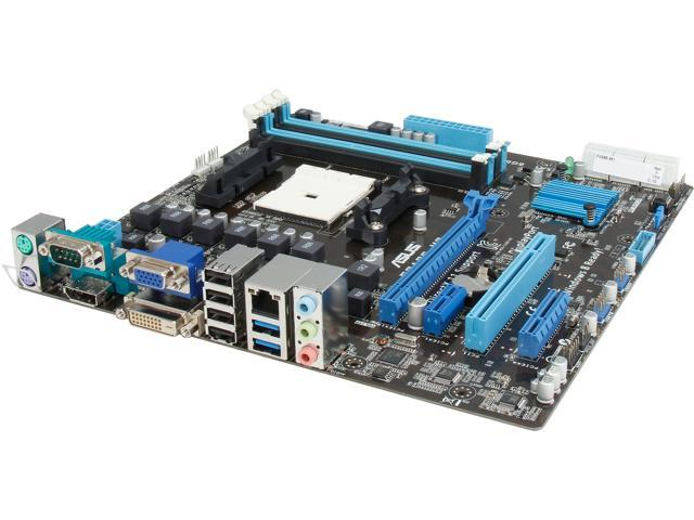 ASUS F2A85-M2 Micro ATX AMD Motherboard