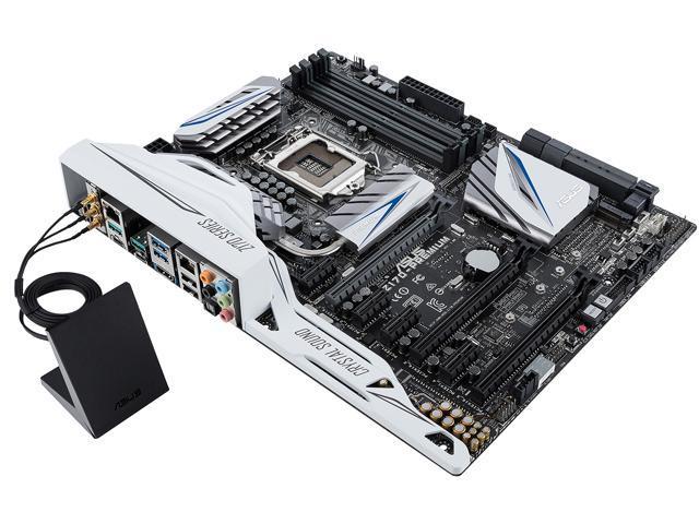 ASUS Z170-PREMIUM LGA 1151 Intel Z170 HDMI SATA 6Gb/s USB 3.1 USB 3.0 ATX Intel Motherboard