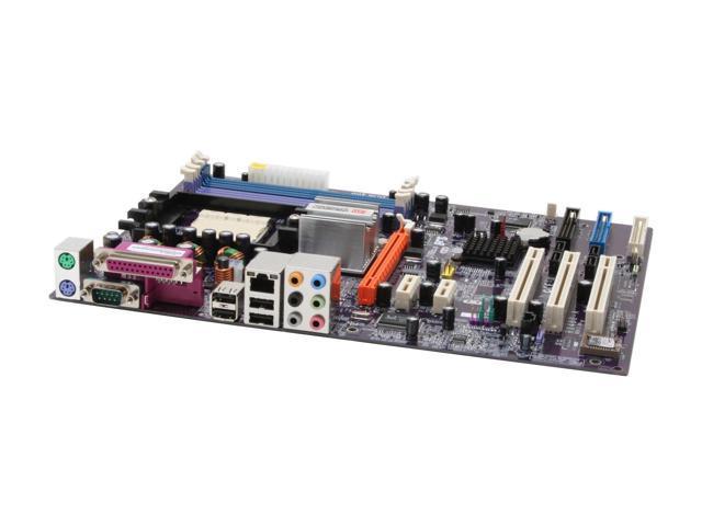 ECS RX480-A (1.0) 939 ATI Radeon Xpress 200P ATX AMD Motherboard