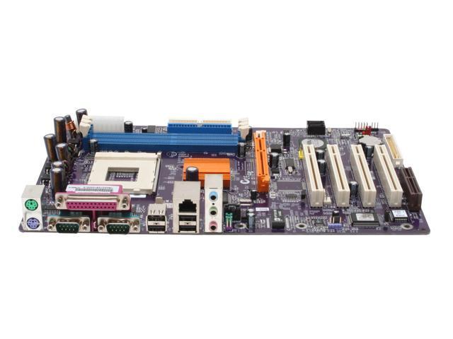 ECS KT600-A 462(A) VIA KT600 ATX AMD Motherboard