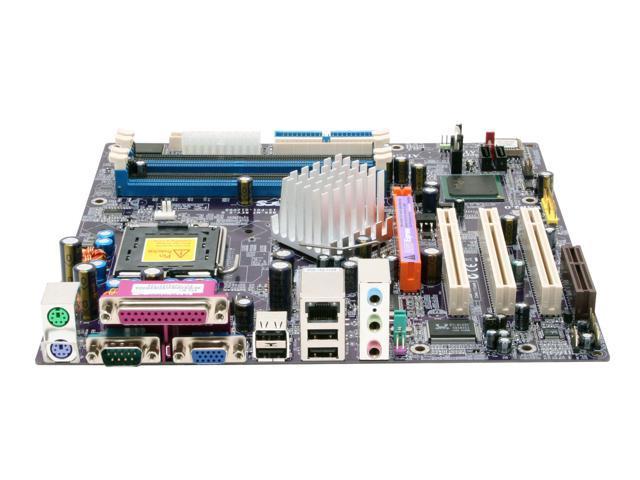 ECS 865-M7 (V2.0) Micro ATX Intel Motherboard