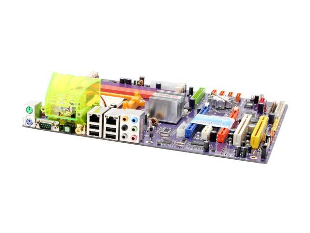 ECS KA3 MVP (V1.0A) AM2 AMD 580X CrossFire ATX AMD Motherboard