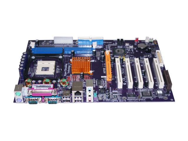 ECS PT800CE-A (1.0) 478 VIA PT800CE ATX Intel Motherboard