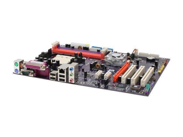 ECS NFORCE4M-A (V3.0) ATX AMD Motherboard