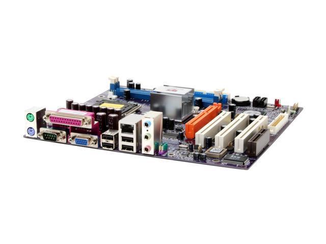 ECS P4M800-M7 (V3.1) LGA 775 VIA P4M800 Micro ATX Intel Motherboard