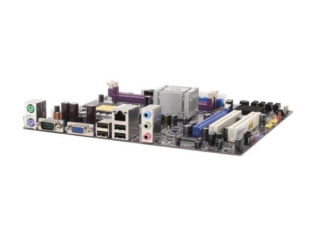 ECS 945GZT-M V1.0 Micro ATX Intel Motherboard