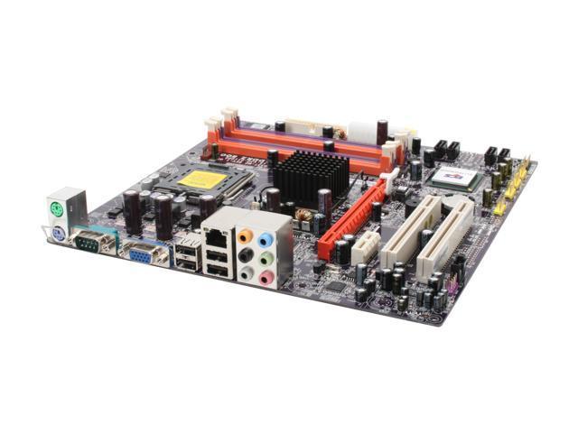 ECS G33T-M2 Micro ATX Intel Motherboard