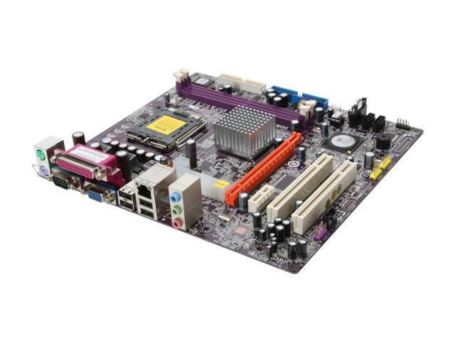 ECS 671T-M (V1.0) LGA 775 SiS 671 Micro ATX Intel Motherboard