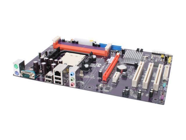 ECS NFORCE6M-A(2.0) AM2 NVIDIA nForce 520LE ATX AMD Motherboard