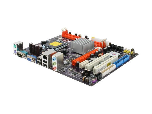 ECS G31T-M(1.0) LGA 775 Intel G31 Micro ATX Intel Motherboard