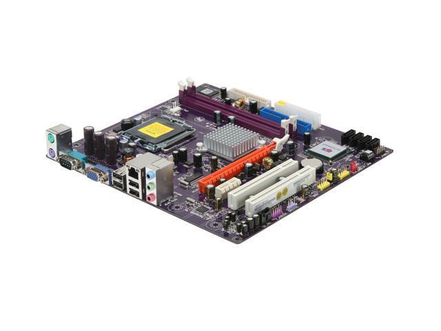 ECS 945GCT-M/1333 (V3.0) Micro ATX Intel Motherboard
