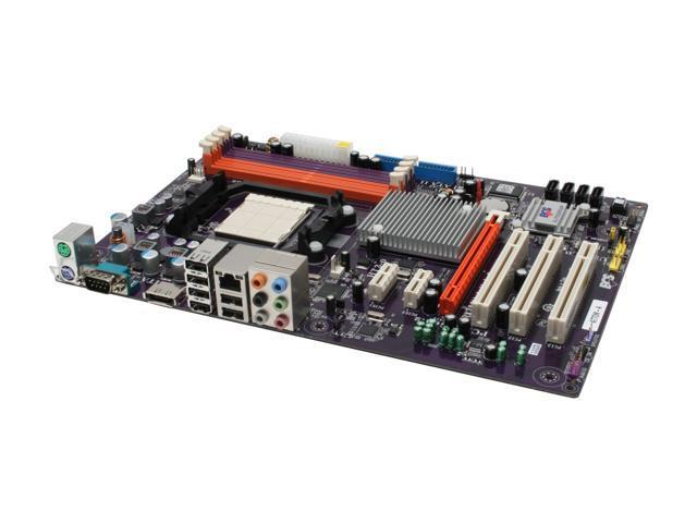 ECS A770M-A ATX AMD Motherboard