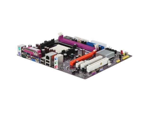 ECS Geforce6100PM-M2 Micro ATX AMD Motherboard