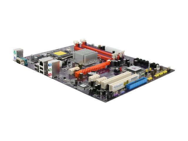 ECS P43T-A2 ATX Intel Motherboard