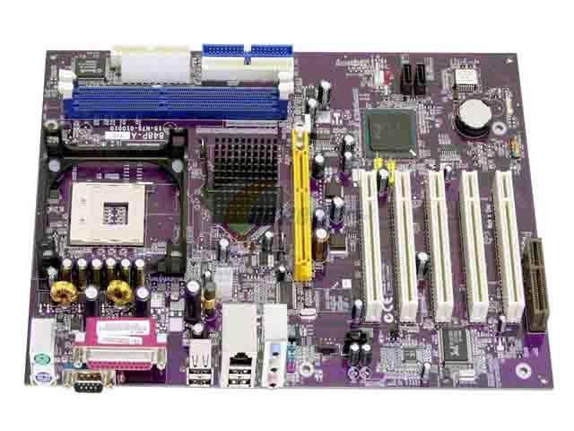 ECS |848P-A 478 Intel 848P ATX Intel Motherboard