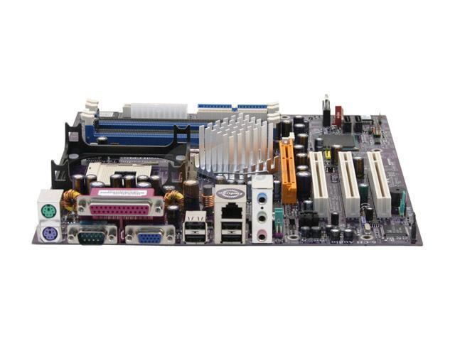ECS 865G-M v5.0A 478 Intel 865G Micro ATX Intel Motherboard