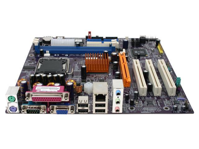 ECS 661FX-M7 (1.1) LGA 775 SiS 661FX Micro ATX Intel Motherboard