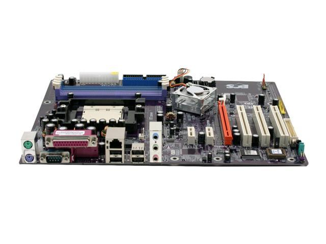 ECS NFORCE4-A939 (1.0) ATX AMD Motherboard