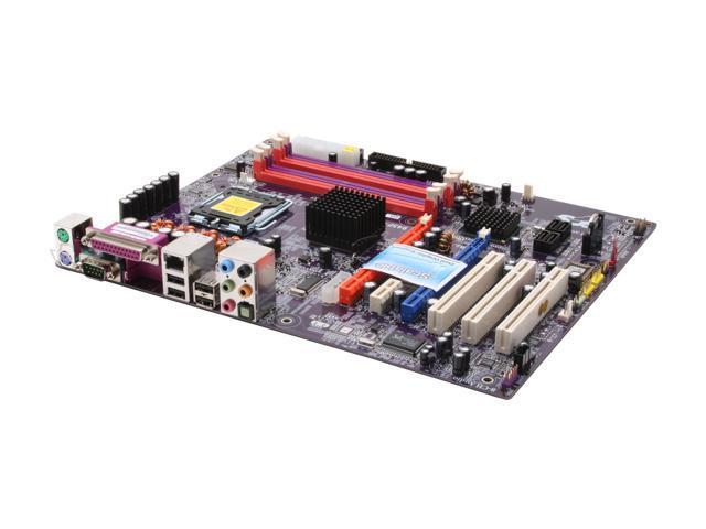 ECS 945P-A (1.1) LGA 775 Intel 945P ATX Intel Motherboard