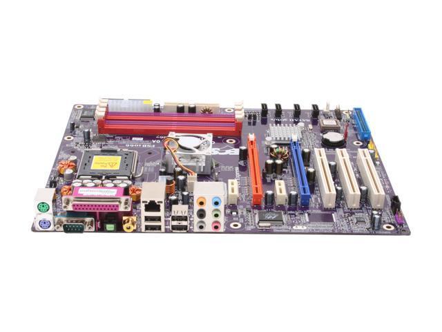 ECS C19-A SLI (1.0A) LGA 775 NVIDIA nForce4 SLI XE ATX Intel Motherboard