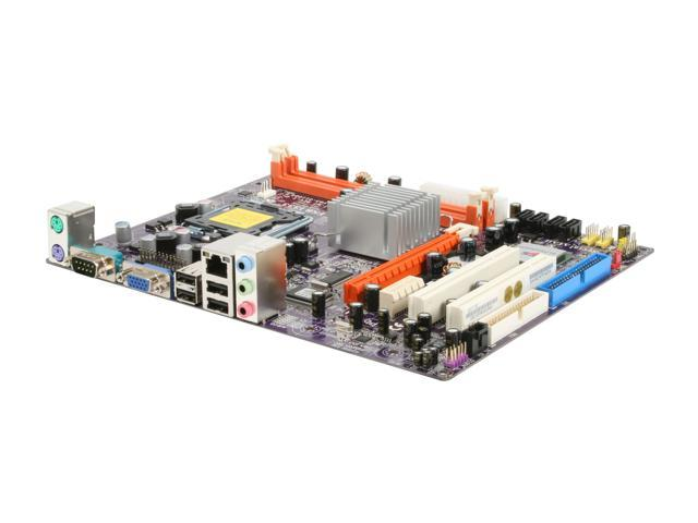 ECS G31T-M7 LGA 775 Intel G31 Micro ATX Intel Motherboard