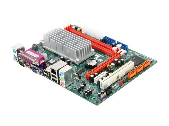 ECS 945GCD-M(1.0) Intel Atom 330 Intel 945GC Micro ATX Motherboard/CPU Combo