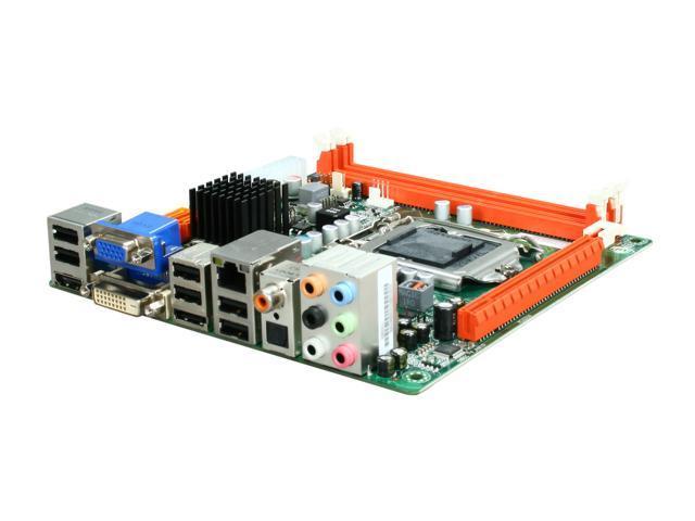 ECS H55H-I Mini ITX Intel Motherboard